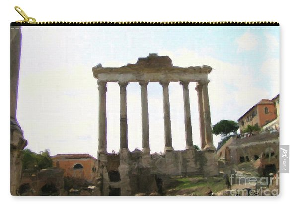 Rome The Eternal City Carry-all Pouch
