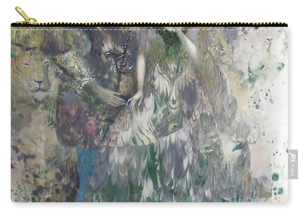 Romeo And Juliet. Monotype Carry-all Pouch