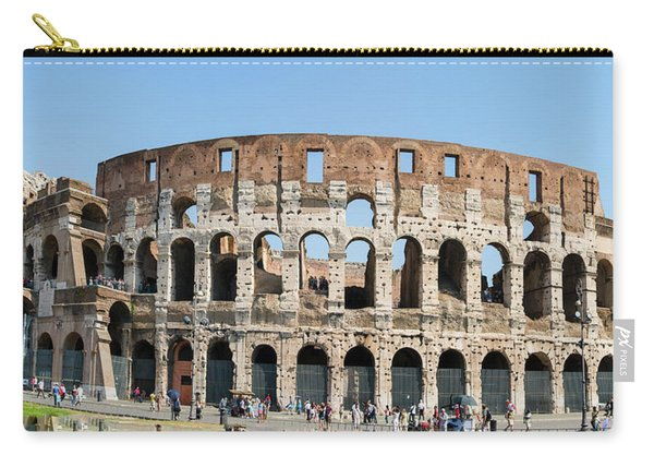 Rome's Colosseum Carry-all Pouch