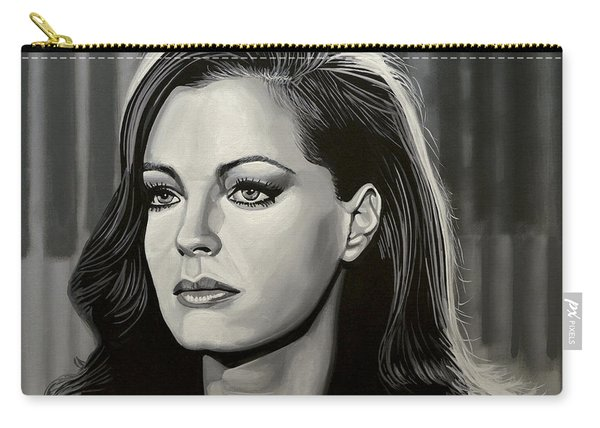 Romy Schneider Carry-all Pouch
