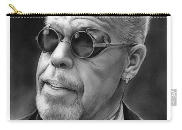 Ron Perlman Carry-all Pouch