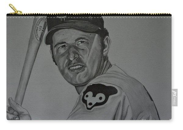 Ron Santo Portrait Carry-all Pouch