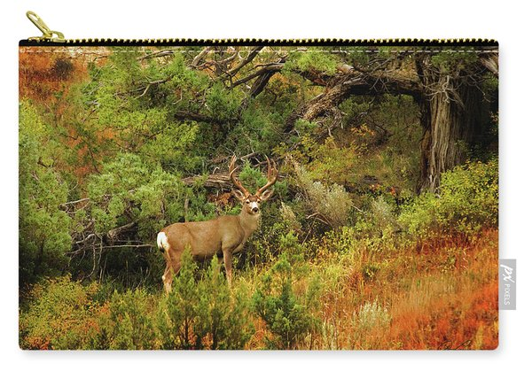 Roosevelt Deer Carry-all Pouch