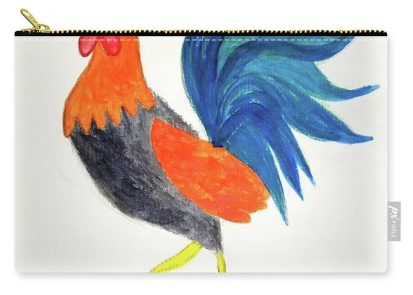 Rooster Awakens Us Carry-all Pouch