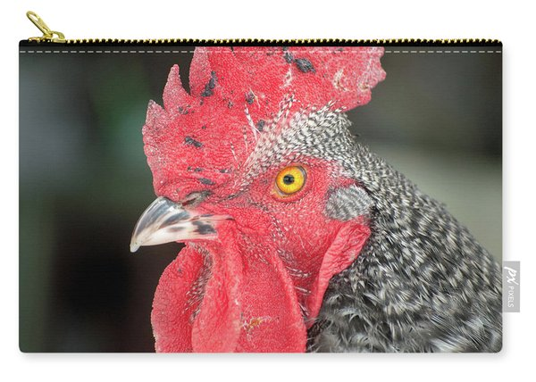 Rooster Named Brute Carry-all Pouch