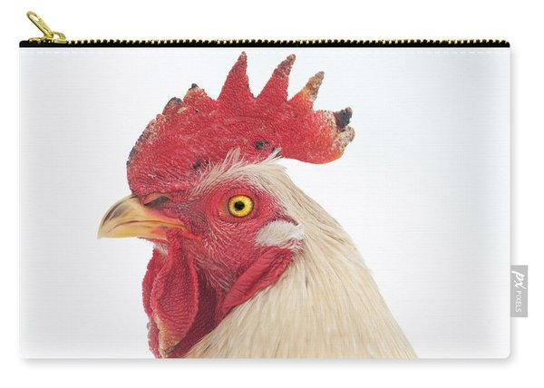 Rooster Named Spot Carry-all Pouch