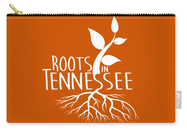 Roots In Tennessee Seedlin Carry-all Pouch