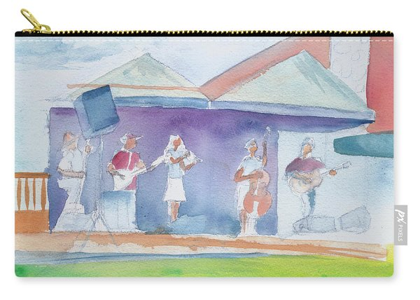 Roots Retreat Bluegrass Carry-all Pouch