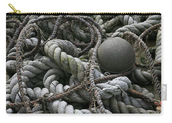 Ropes And Lines Carry-all Pouch