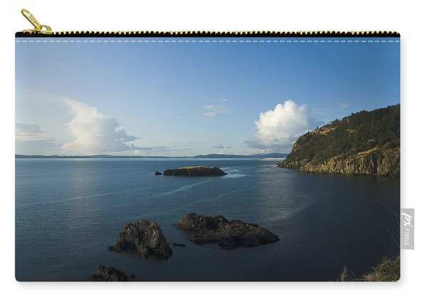 Rosario Strait Near Anacortes Carry-all Pouch