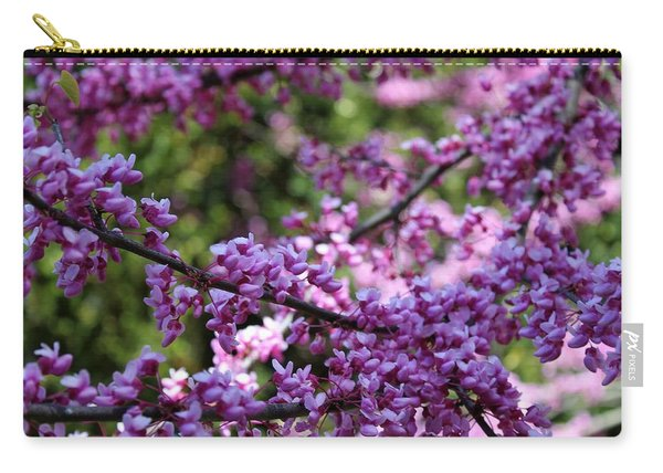 Rose Bud Tree Carry-all Pouch