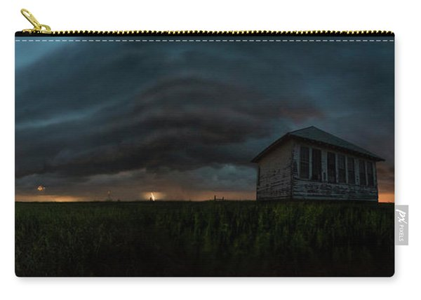Rose Hill Storm  Carry-all Pouch