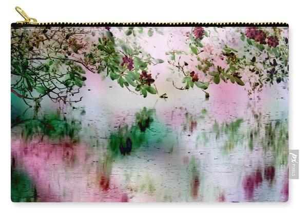 Rose Reflections Carry-all Pouch