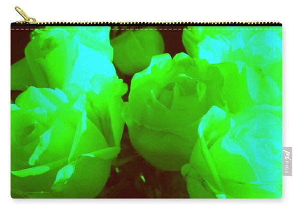 Roses #8 Carry-all Pouch