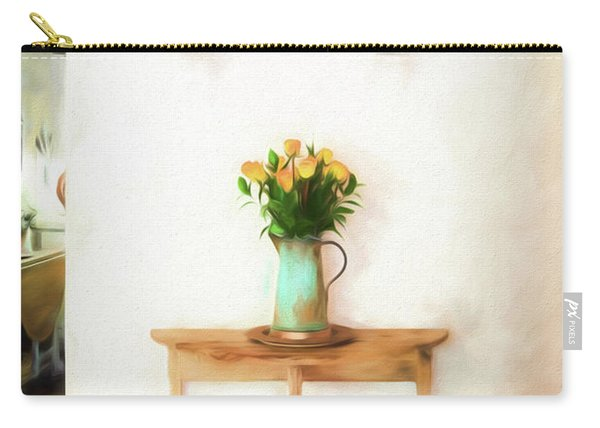 Rose's On Table Carry-all Pouch