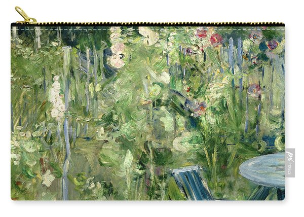 Roses Tremieres Carry-all Pouch