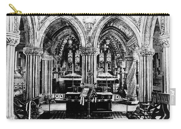 Rosslyn Chapel Nave Carry-all Pouch