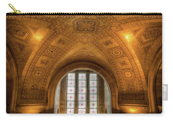 Rotunda Ceiling Royal Ontario Museum Carry-all Pouch