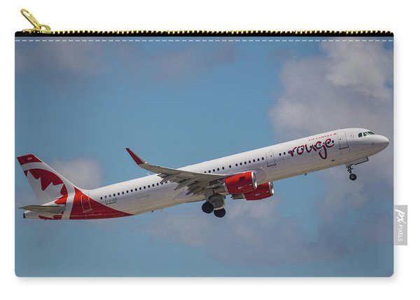 Rouge Air Canada Carry-all Pouch