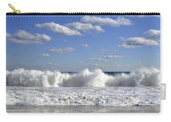 Rough Surf Jersey Shore  Carry-all Pouch