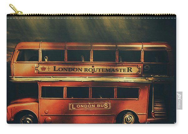 Routemaster Bus Station Carry-all Pouch