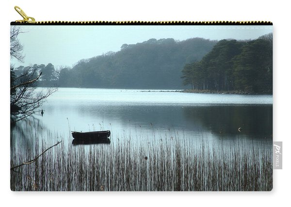 Rowboat On Muckross Lake Carry-all Pouch