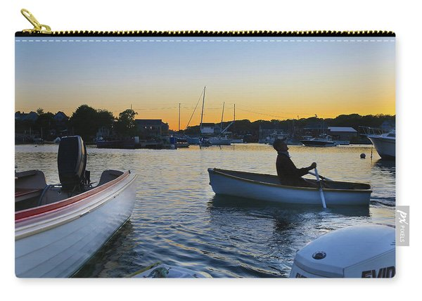 Rowing In Carry-all Pouch
