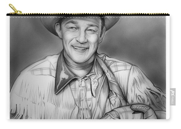 Roy Rogers Carry-all Pouch