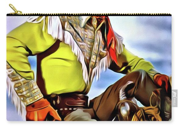 Roy Rogers, Hollywood Legend Carry-all Pouch