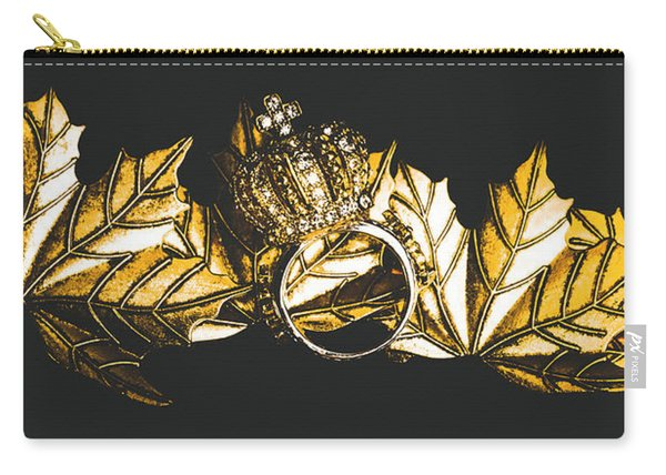 Royal Crown Jewels Carry-all Pouch