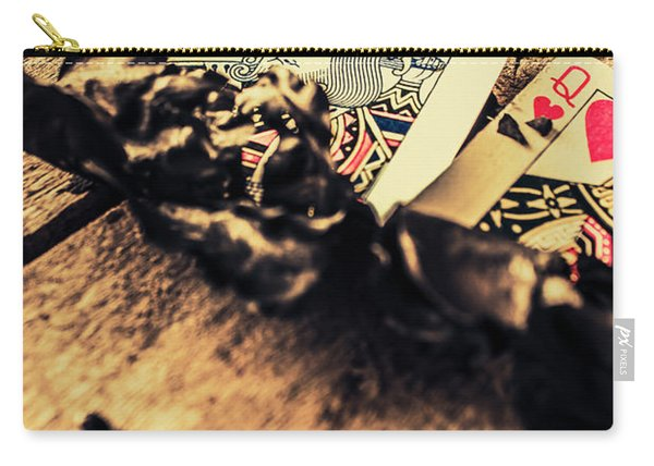 Royal Flush Carry-all Pouch