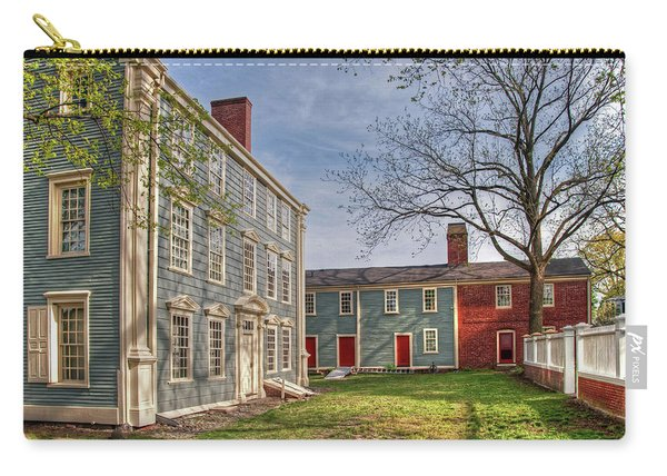 Royall House And Slave Quarters Carry-all Pouch