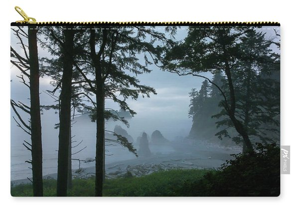 Ruby Beach II Washington State Carry-all Pouch