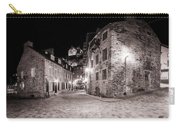 Rue Notre Dame Carry-all Pouch
