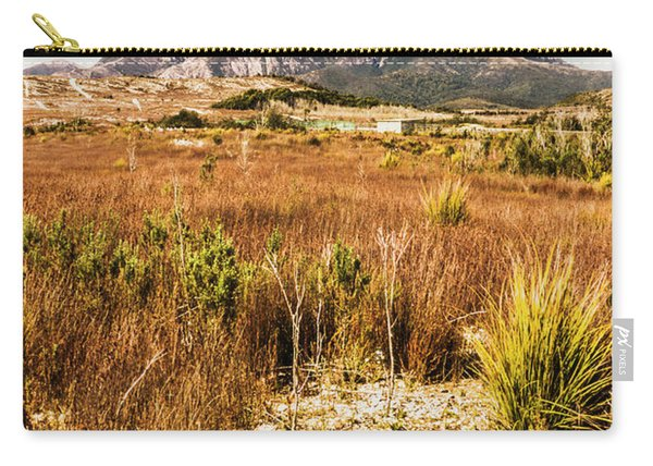 Rugged Australian Bushland Carry-all Pouch