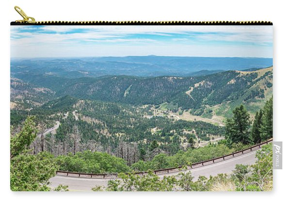 Ruidoso, Nm Panoramic Carry-all Pouch