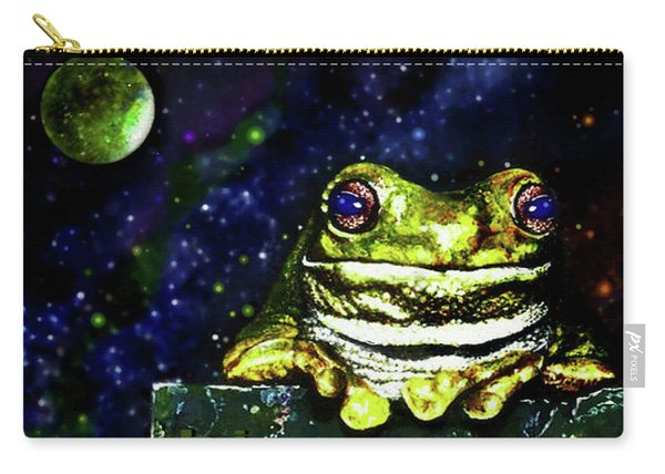 Ruler Of The Cosmos  Carry-all Pouch