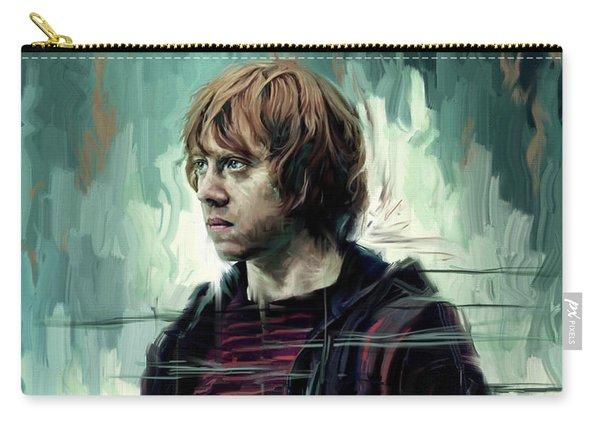 Rupert Grint As Ronald Weasley Carry-all Pouch