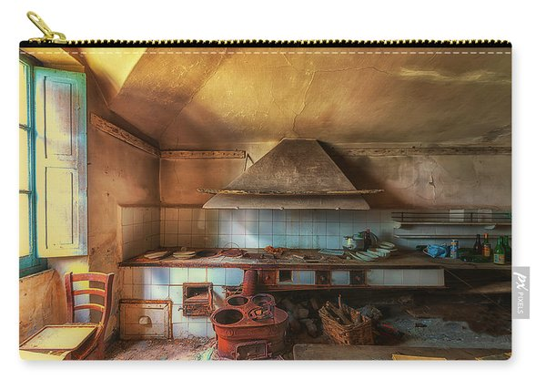 Rural Culinary Atmosphere Nr 3 - Atmosfera Culinaria Rurale IIi Carry-all Pouch