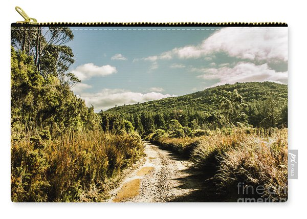 Rural Paths Out Yonder Carry-all Pouch