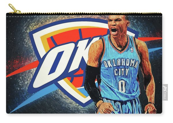 Russell Westbrook Carry-all Pouch