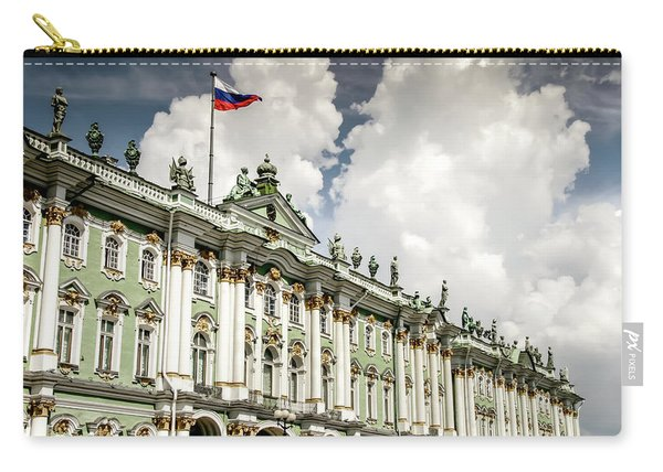 Russian Winter Palace Carry-all Pouch