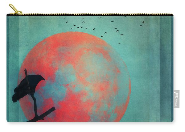 Rust Moon Carry-all Pouch