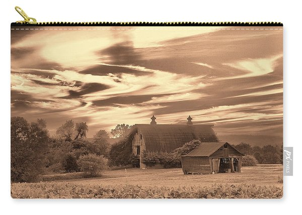 Rustic Barn 2 Carry-all Pouch