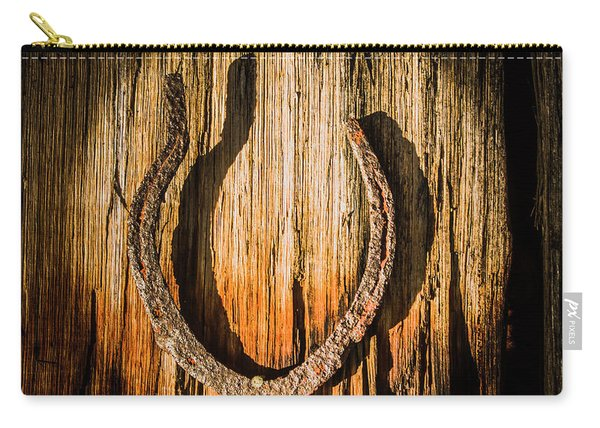 Rustic Country Charm Carry-all Pouch