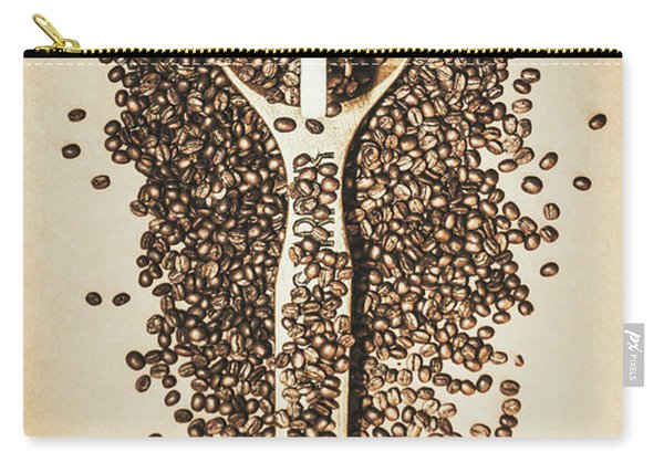 Rustic Drinks Artwork Carry-all Pouch