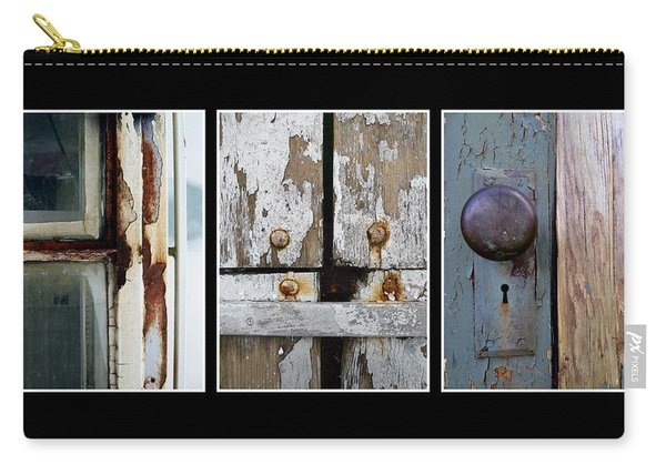 Rustic Elements Carry-all Pouch