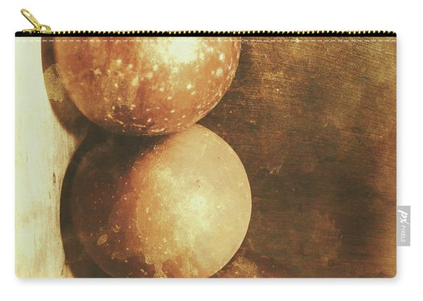 Rustic Old Apple Box Carry-all Pouch
