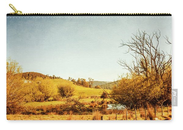 Rustic Pastoral Australia Carry-all Pouch