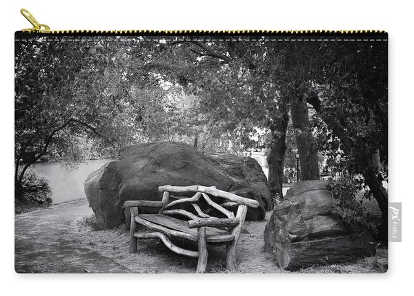 Rustic Retreat Carry-all Pouch